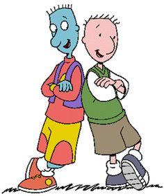 Doug and Skeeter.