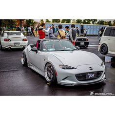 #GarageVary ND / Via @stancenation #stancenation #Japan #JDM TopMiata.com…