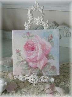 Reasonable economized Shabby chic home decor you could try this out Shabby French Chic, Estilo Shabby Chic, Romantic Shabby Chic, Shabby Chic Pink, Shabby Chic Bedrooms, Shabby Vintage, Shabby Chic Style, Shabby Chic Furniture, Vintage Furniture