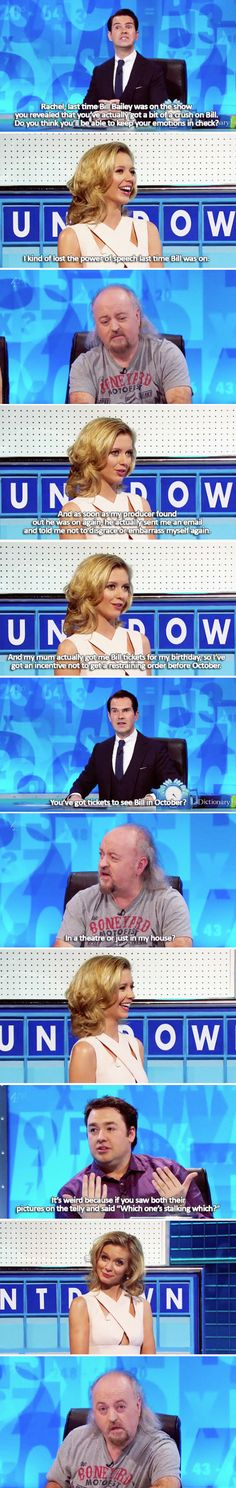 "When you realised you shouldn't judge a book by its cover. | 34 Times ""8 Out Of 10 Cats Does Countdown"" Was Almost Too Funny"