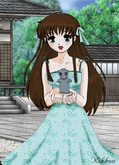 Tohru and Yuki (Fruits Basket)