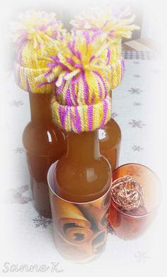 Rauschgoldengelchen Likör (Caramel-Appelpie-Likör)                   14 Beutel schwarzer Tee   Darjeeling   Oder noch besser:   18 Beutel C...