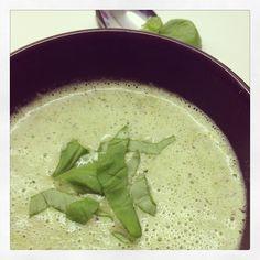 Doperwtjes-broccolisoep