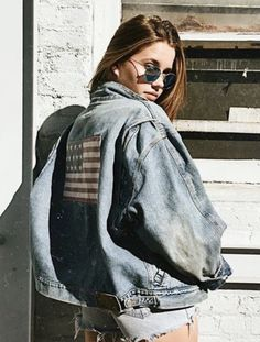 901e64d3a 931 Best Denim Jacket Outfit Ideas images in 2019