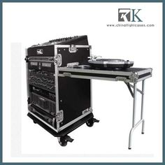 Flight Case Rack Case with a Work Station Find Details about Flight Case, Road Case from Flight Case Rack Case with a Work Station - Shanghai Glory Music Co. Ukulele Case, Road Cases, Recording Studio, Drafting Desk, Music Rooms, Google Search, Ministry, Sock, Wheels