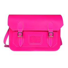 Supernova Neon Pink XL  Shoulder Bag  Satchel  Pink Color  Leather >>> You can get more details by clicking on the image.(This is an Amazon affiliate link and I receive a commission for the sales)