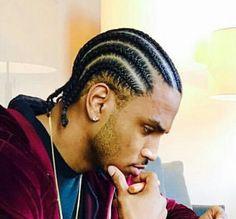 Cornrow Hairstyles For Men, Black Men Hairstyles, Cool Braid Hairstyles, My Hairstyle, Twist Hairstyles, Hair Twist Styles, Hair And Beard Styles, Curly Hair Styles, Braids For Boys