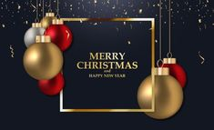 Merry Christmas and Happy New Year 2020 Images, Wishes