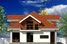 Attic house franklin homes attic rooms sloped ceiling design ideas 39 attic rooms cleverly making use of 39 attic rooms cleverly making use of geous one level house plan with … Attic House Design, Attic Bedroom Designs, Bungalow House Design, Loft Design, Small House Design, Design Case, Simple House Plans, Beautiful House Plans, Best House Plans