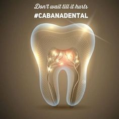 """Often times people are under the notion that if the cavity doesn't hurt  they can wait . Once a cavity has breached the enamel ( the toughest layer ) to the softer dentin layer  it spreads much quicker and could eventually spread to the pulpal layer (where you would find the nerve of the Tooth )  Deep decay trauma crack or chip to the tooth and repeated dental procedures can all lead to inflammation or infection of """" the inside of the tooth i.. e. the pulp'"""". If pulp infection/inflammation…"""