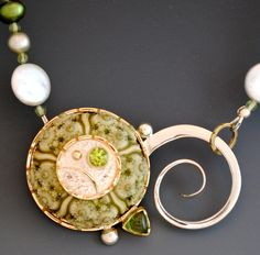 gallery 2- beaded collection - barbara umbel jewelry design