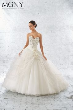 Madeline Gardner New York - Wedding dresses and bridal gowns Vol. 8 51136