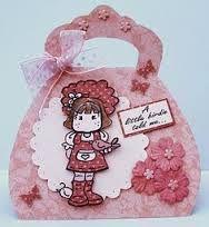 handbag cards -