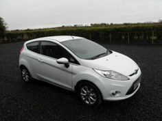 May 2009 Ford Fiesta   ZETEC