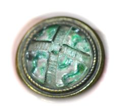 Old Waistcoat Button - Small by KPHoppe on Etsy
