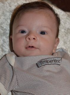 Eli- One month Old