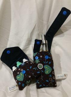Etuis & Täschchen - Ezigaretten Etui, Tasche,*SET* Dampfer Tasche - ein Designerstück von Dampfer-Taschen-Joclame bei DaWanda