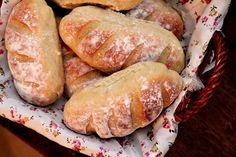 Receita de pãezinhos de batata-doce