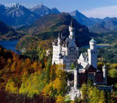 Germany..who wants to go to my castle..haha