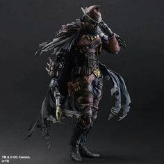 DC Comics VARIANTS PLAYARTS KAI Batman Timeless Wild West