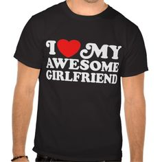 >>>Cheap Price Guarantee I Love My Girlfriend Shirt I Love My Girlfriend Shirt lowest price for you. In addition you can compare price with another store and read helpful reviews. BuyDeals I Love My Girlfriend Shirt Online Secure Check out Quick and Easy...Cleck Hot Deals >>> http://www.zazzle.com/i_love_my_girlfriend_shirt-235294979770002602?rf=238627982471231924&zbar=1&tc=terrest