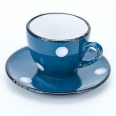 XÃícara de Café - Bolinhas