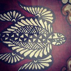 Samoan motif #tapaliving