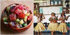 Poke Poke Canggu - Hawaii meets Bali tasty fresh tuna colorful canggu based food shack for bali.coconuts.co