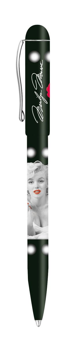 Ballpoint pen Marilyn Monroe