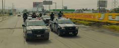 Ford Lobo [P221] (2006) pickup trucks in SICARIO (2015) #Ford Action Movies, Pickup Trucks, Ford, Entertaining, Entertainment