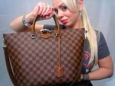 My Entire Louis Vuitton Collection Update 2014 - YouTube