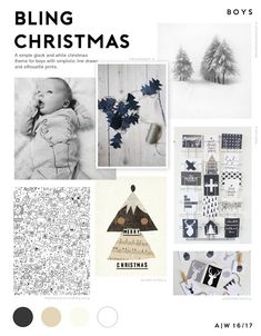 Christmas Trend - Younger Boys - Autumn/Winter 2016/17