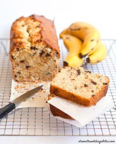 Bread Machine Banana Bread, Plum Cake, Loaf Cake, Whole Food Recipes, Sweet Treats, Bakery, Deserts, Easy Meals, Favorite Recipes