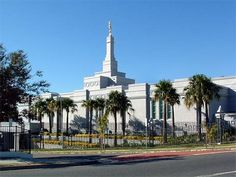 Brisbane Australia Mormon Temple. © 2004, Jeff Christensen. All rights reserved.