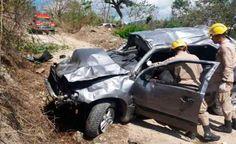 Accidente deja un muerto y tres personas heridas en zona occidental de Honduras