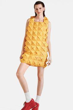 Monofilament Mesh Dress