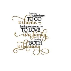 Having somewhere to go Wall Decal on Etsy, $30.00