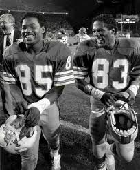 Mark Duper and Clayton