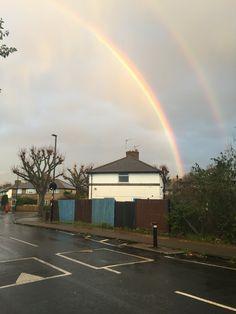 Double Rainbow - Brockley South London