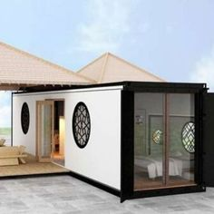 Container House - Container homes, coffee shops, stores, bars and warehouse projects, pictures and new designs by strakx Who Else Wants Simple Step-By-Step Plans To Design And Build A Container Home From Scratch? Sea Container Homes, Building A Container Home, Container Buildings, Container Architecture, Container House Plans, Container House Design, Shipping Container Homes, Architecture Design, Shipping Containers
