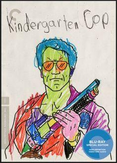 Criterion's Kindergarten Cop is Instant April Fool's Classic