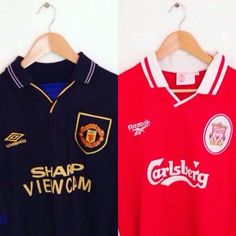 49151add92e Iconic Kits ( iconickits) • Instagram photos and videos. Vintage Football  ShirtsLiverpool ...