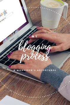 Every blogger has its own routine when it comes to blogging. Want to know how I do it? Click through to find out!