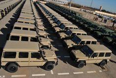 Algerian Build , 4*4 Classe G Daimler-Mercedes, nur einen hätte ich gerne ...
