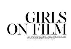 hemingsways — visuallyoverwhelming:   Girls On Film