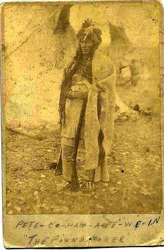 Poundmaker, Cree Leader
