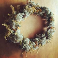Wildflower Wreath Tutorial