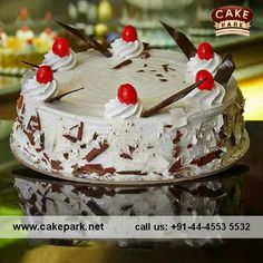 Enjoy an Austrian forest cake one your special moment celebration.The richness of forest flavor and cherry on top make this extraordinary for everyone. Forest Cake, Cherry On Top, Fresh Cream, Cream Cake, Taste Buds, Chips, Birthday Cake, Chocolate, Cherries