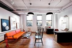 6 | Here Is An Open Office Any Employee Would Love | Fast Company | business + innovation