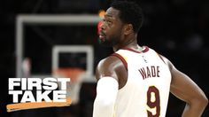 Stephen A. Smith reacts to Dwyane Wade asking to come off the bench for Cavs | First Take | ESPN - USANEWS.CA
